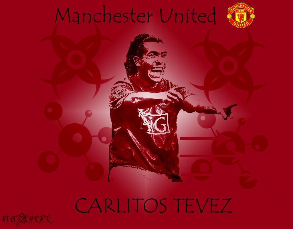 Carlos Tevez Wallpaper 240x320 Carlitos Man Utd