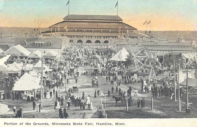 Minnesota state fair dates in Melbourne