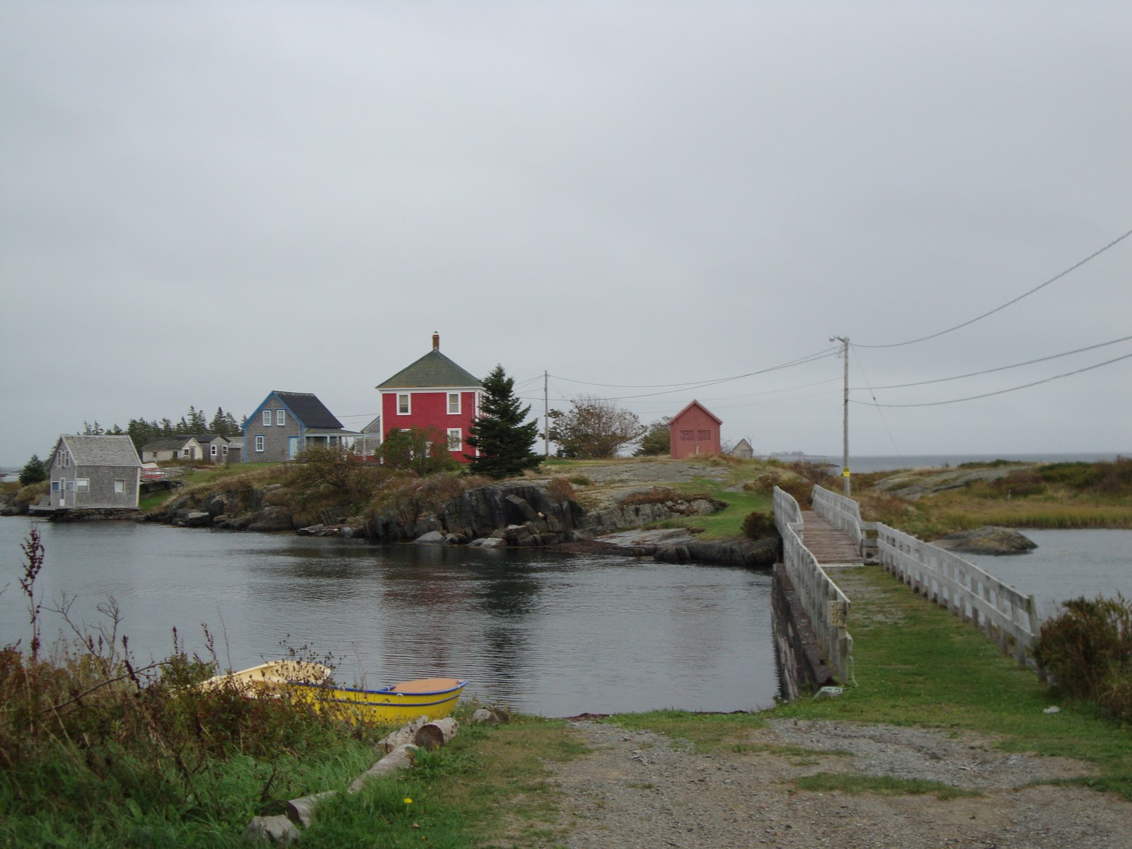 Tourist chronicles around lunenburg for The cove house