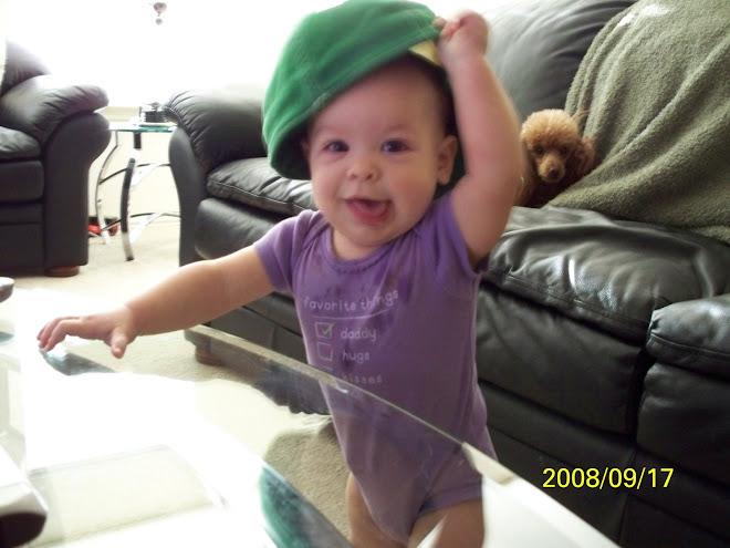 Rockin' Daddy's Hat