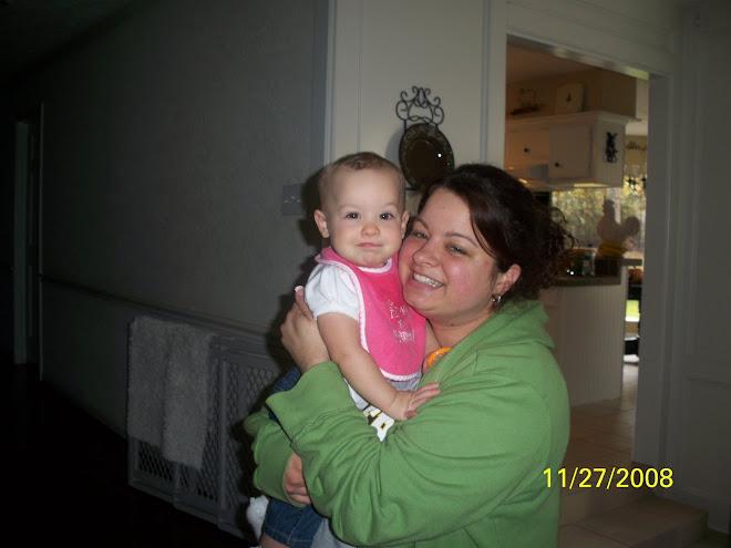 Aunt Koa koa finally gets to meet Maddy!