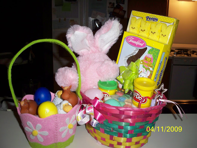 Maddy's Easter goodies!