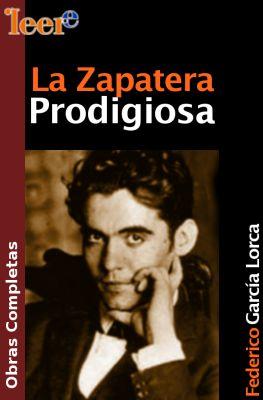 La zapatera prodigiosa. Federico García Lorca. El bolso amarillo