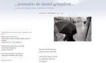 Afectos e Palavras (Daniel Gonçalves)