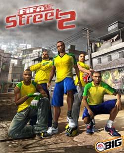 Baixar CD Fifa Street 2 (2005)