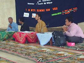 Diskusi Bersama Prof. Damardjati