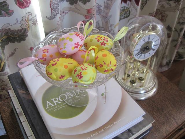 Easter Decorating, Madeleine, Easter