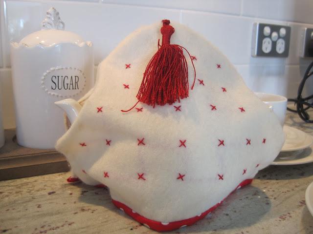 Tea Time with Natasha in Oz, Dimakusi British Orange Pekoe, Tea