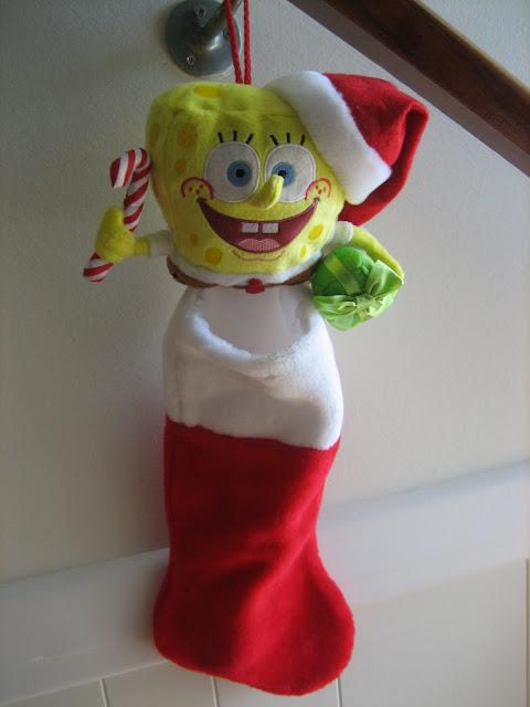 Stairway Christmas Stockings, Natasha in Oz