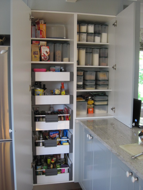 Organizing the Kitchen, Where do I keep my stuff, Natasha in Oz, Kitchen storage