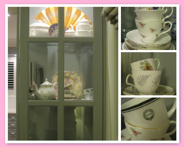 Organizing the Kitchen, Where do I keep my stuff, Natasha in Oz, tea cups