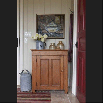 Wainscoting Inspiration and Decorating Ideas, Sarah's House