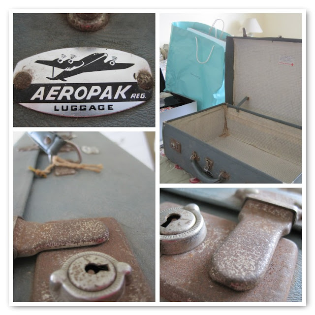 Vintage Suitcases and a Tune from Dara McLean