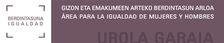 Urola Garaiko Berdintasuna - Igualdad en el Alto Urola