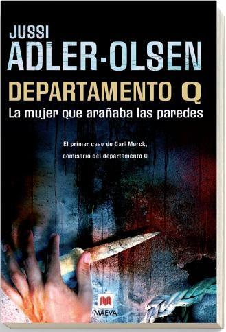 La mujer que arañaba las paredes - Adler Olsen Jussi [RTF | Español | 0.79 MB]