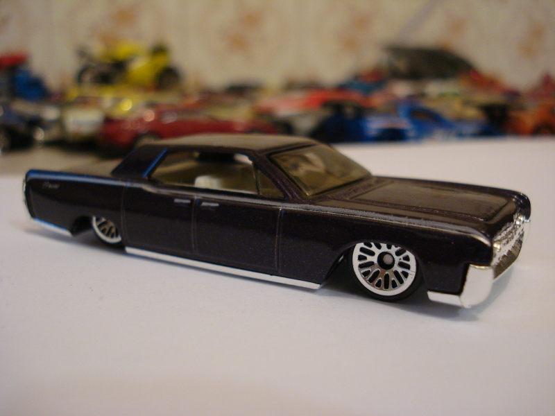 1964 lincoln continental hot wheels hot wheels addiction. Black Bedroom Furniture Sets. Home Design Ideas