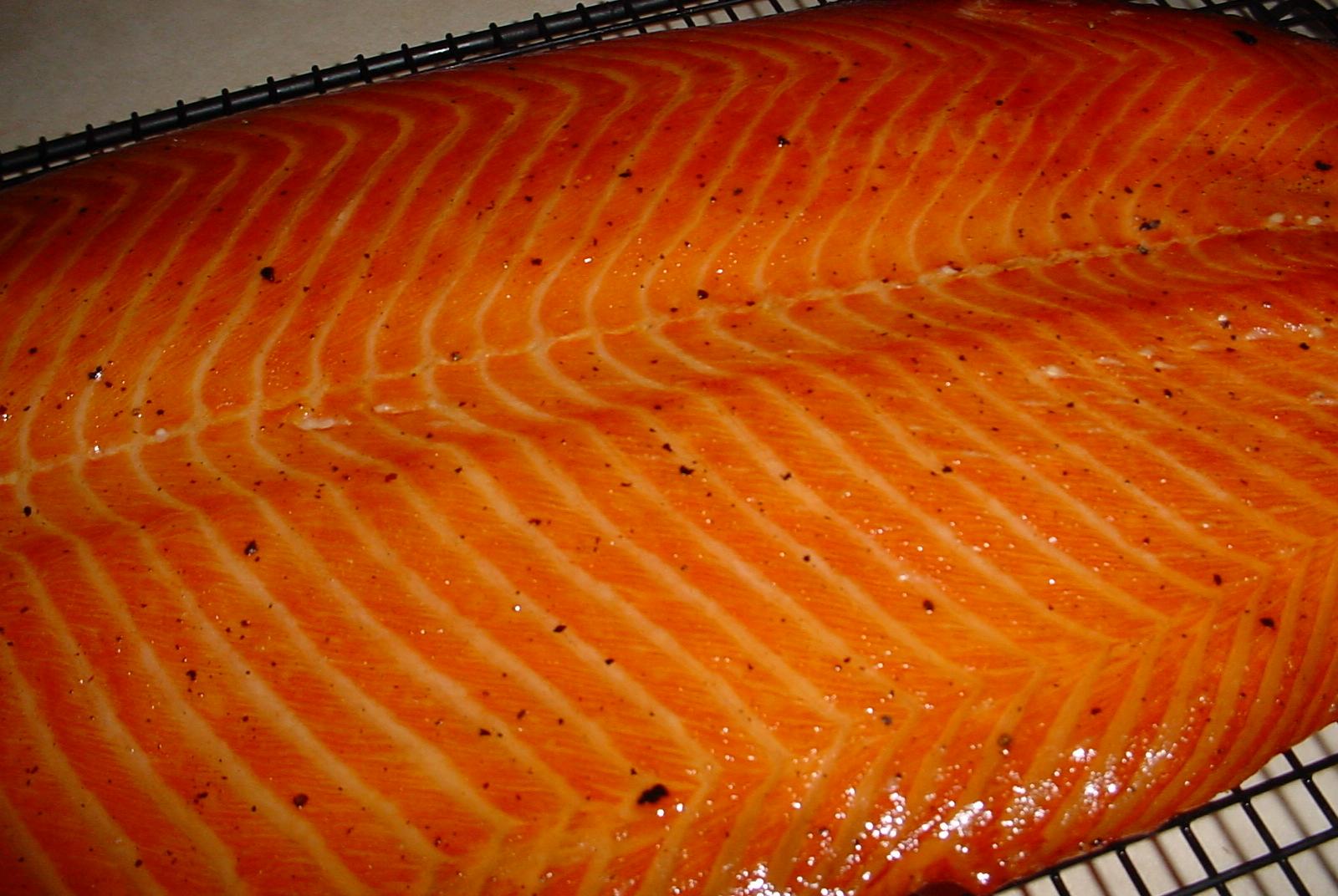 Kearby 39 s kitchen smoked salmon recipe for Smoked fish recipe