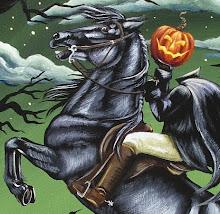 Headless Horseman Pumpkin