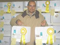 Vincitore a Fringillia 2005