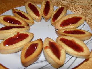 recettes dessert  Barquettes comme celles de Lu