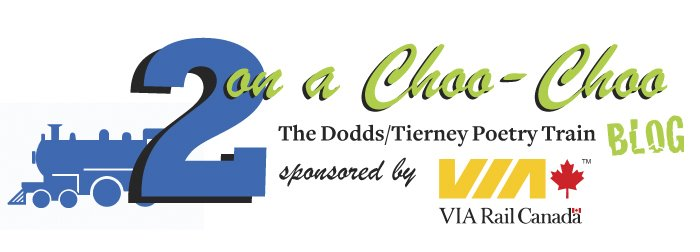 Two on a Choo-Choo: The Dodds/Tierney Poetry Train