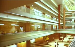 Palladium Mall Interior