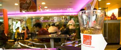 Cafe Coffee Day Square + Coffee Day Lounge