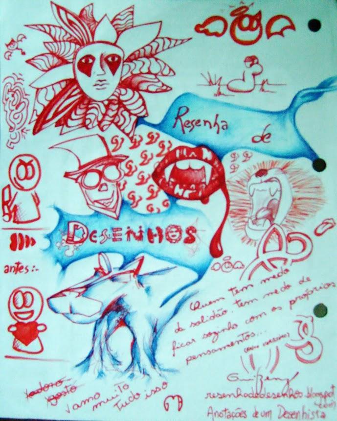 Anotações de um desenhista .:Resenhas:.