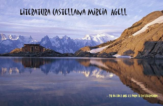 Literatura Castellana Mireia Agell