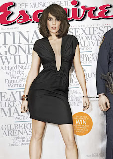 Tina Fey Esquire Fashion