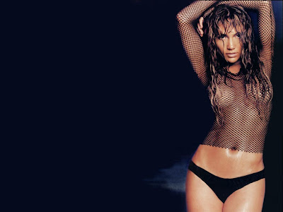 Jennifer Lopez Desnuda In A Bikini
