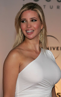 Ivanka Trump boobs