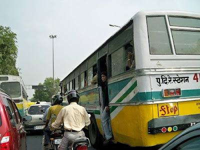 delhi blueline or bloodline killer buses