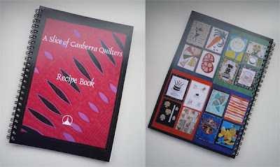 Canberra Quilters Cookbook