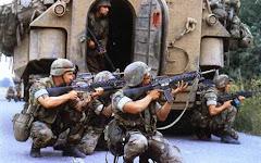 Tropoas de la OTAN en acción