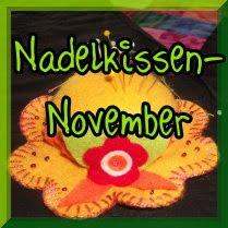 Farbkleckse im November