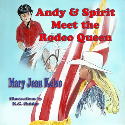 Andy &amp; Spirit Meet the Rodeo Queen
