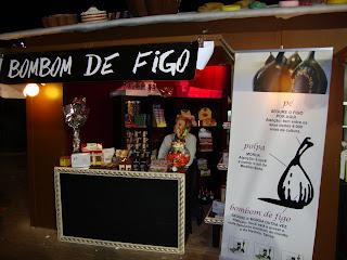 Bombom Figo óbidos