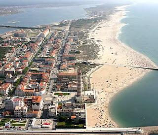 Aveiro - Praia da Barra