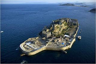 Ilha Hashima, Japão