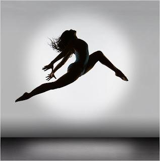 Bela foto de Bailarina