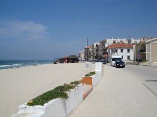 Praia do Pedrogão - Foto do passeio marítimo