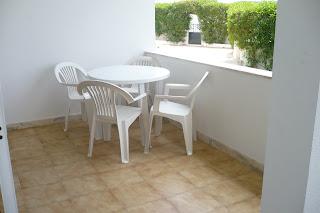 Algarve Ferias Albufeira - Terraço do Apartamento