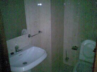 Casa de banho do apartamento T2 em Valadares - Vila Nova de Gaia