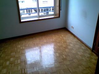 Quarto do apartamento T2 em Valadares - Vila Nova de Gaia