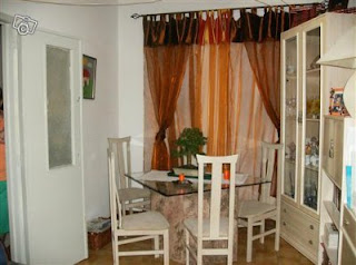 Sala - Arrendamento apartamento T2 - Almada