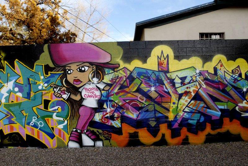 City Mural 1