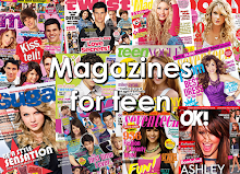 Magazines for teen