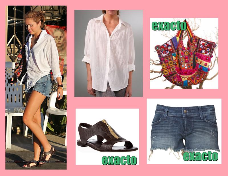Miley Cyrus Style: julio 2010