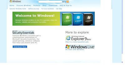 Membuat Windows XP Menjadi Asli (Update)